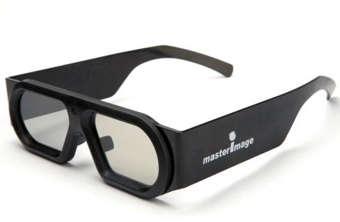 masterimage3Dの3Dメガネ