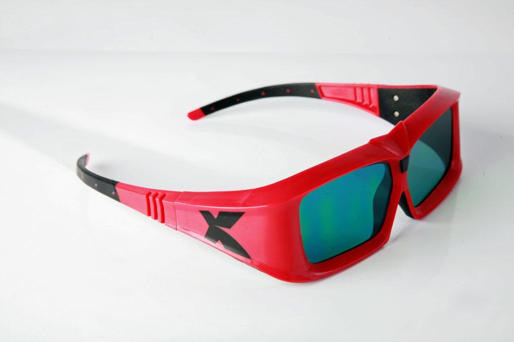 XPANDの3Dメガネ